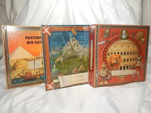 Lote Com 3 Livros Infanto Juvenil