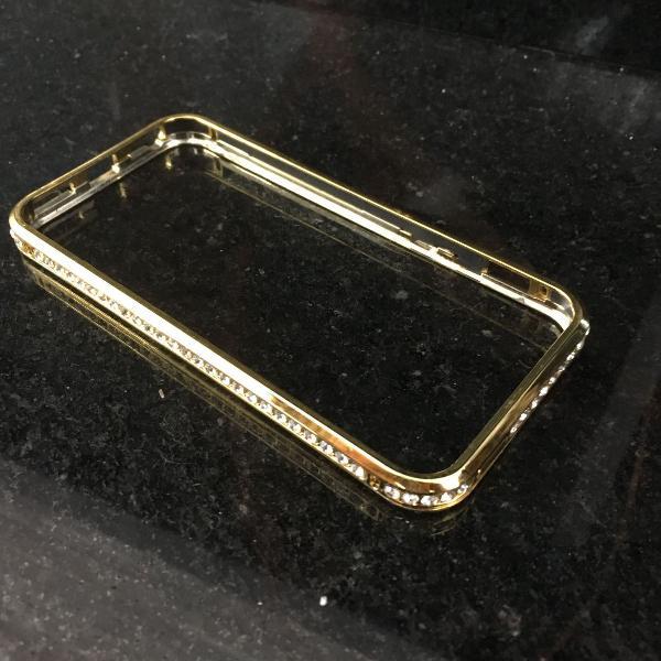 bumper de strass iphone 5/5s/5se