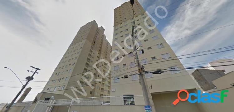 Apartamento com 2 dorms em Santo André - Utinga por 295 mil