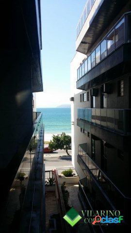 Apartamento em frente a Praia do Forte troca
