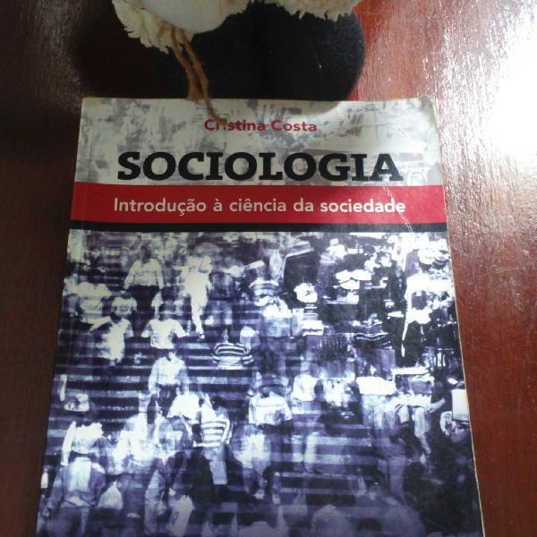 Livro Sociólogia Introdução à ciência da sociedade