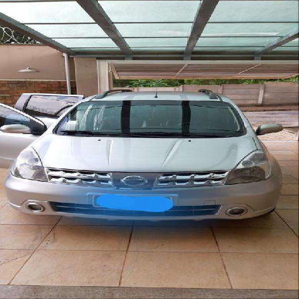 Nissan Livina Sl 1.8 16v Flex Fuel Aut.