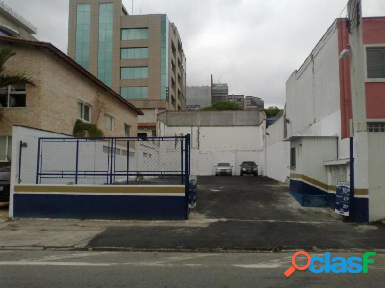 Terreno com 330 m2 em São Paulo - Jardim Paulista por 4.46