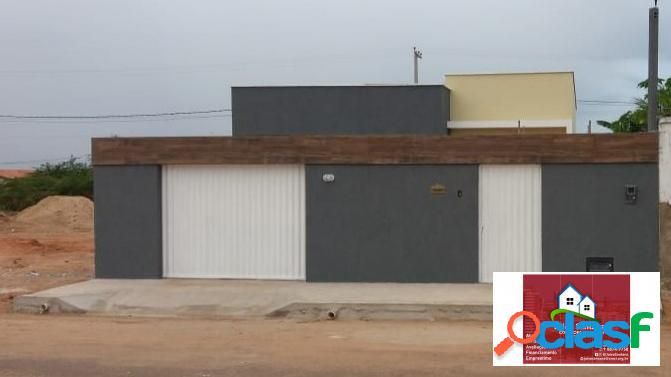 Vende-se excelente Casa no Alto das Brisas pelo MCMV