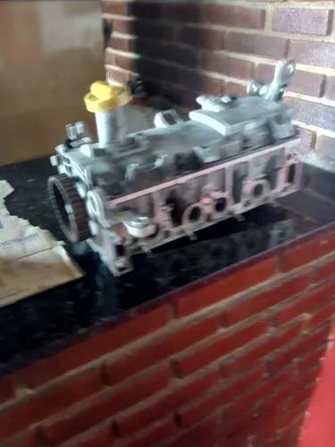 Cabeçote Renault Sandero 1.6 8v Valor 700,00