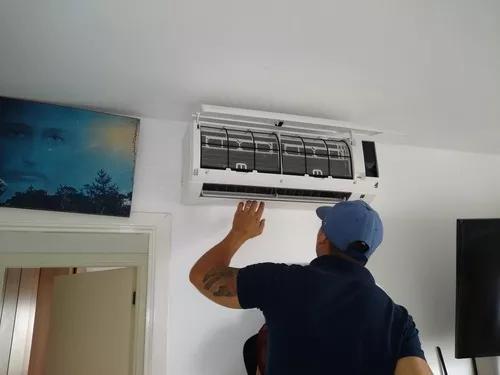 Instalações E Manutenção De Ar Condicionado E Elétrica