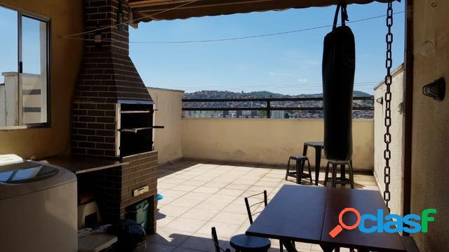 Cobertura - Venda - Santo André - SP - Vila Junqueira