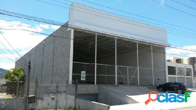 Galpão - Aluguel - MOGI DAS CRUZES - SP - VILA LAVINIA)