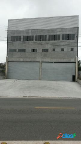 Galpão - Aluguel - MOGI DAS CRUZES - SP - VILA RUBENS)