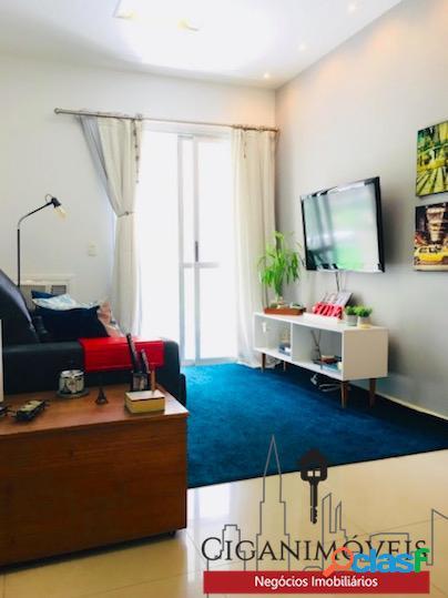 Villas da Barra - Barra Fun - 2Qts(1suíte) - 69m² - Sol