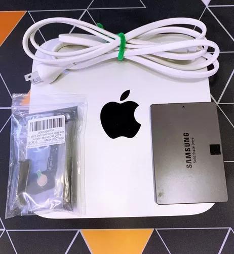 Apple Mac Mini 2012 I5   16gb   500gb Hd + 250gb Ssd   Usado
