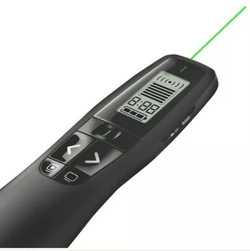 Apresentador Multimidia Logitech R800 - Verde