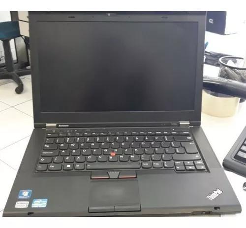 Notebook Lenovo T430 Core I5 3 Geraçao 8gb Hd 500gb