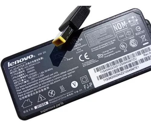 Fonte Carregador Notebook Lenovo B40-30 B40-45 B40-70 65w