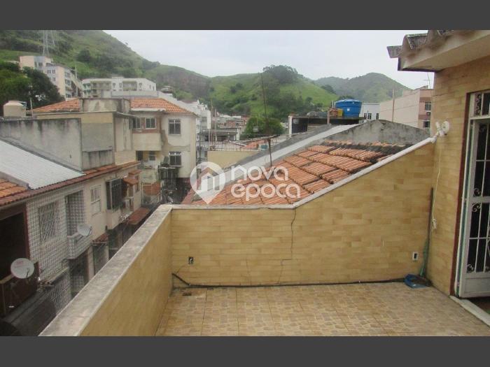 Méier, 3 quartos, 1 vaga, 161 m² Rua Pedro de Carvalho,