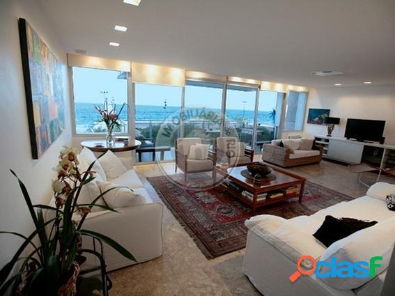 Apartamento 210m², 3 quartos, Avenida Vieira Souto -