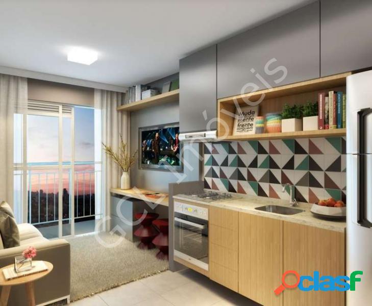 Apartamento com 1 dorms em São Paulo - Bairro do Limão por