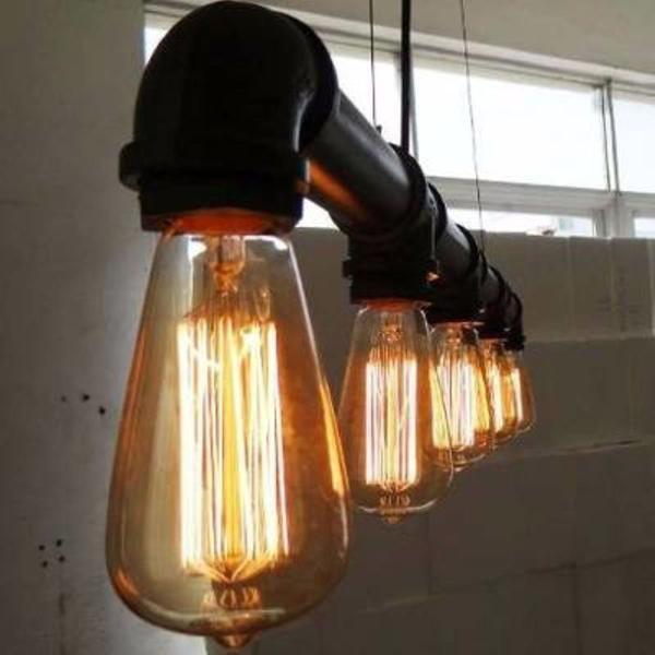 Lâmpada LED Retro Filamento