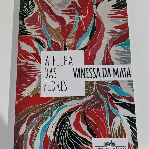 livro A Filha das Flores