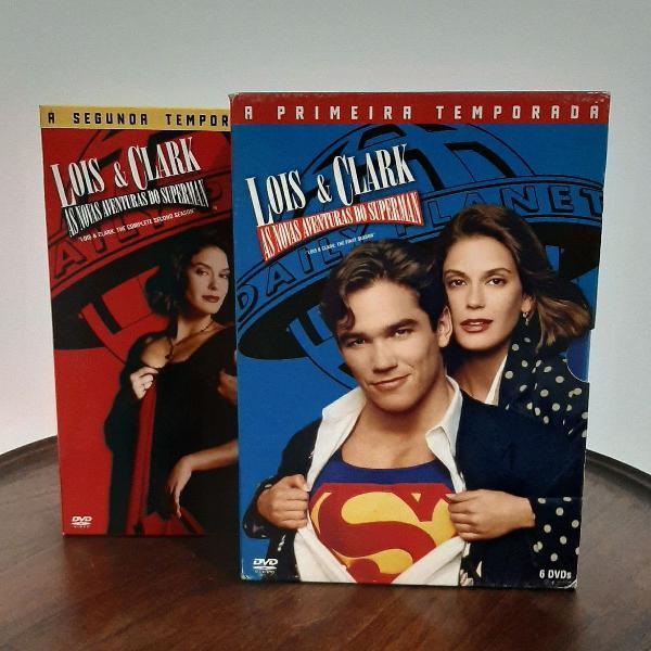Lois e Clark: As novas aventuras do Superman 1a e 2a