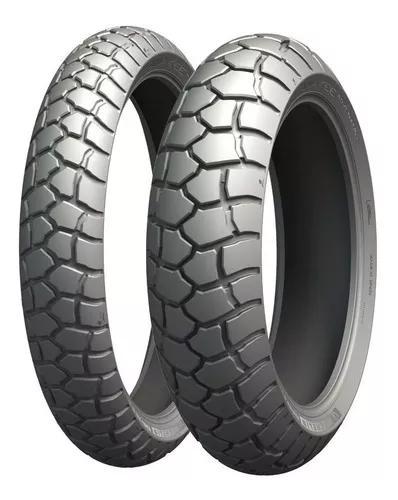 Par Pneu Bmw R1200 Gs Adventure Anakee Adventure - Michelin