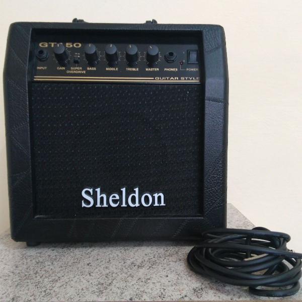 amplificador sheldon gt150
