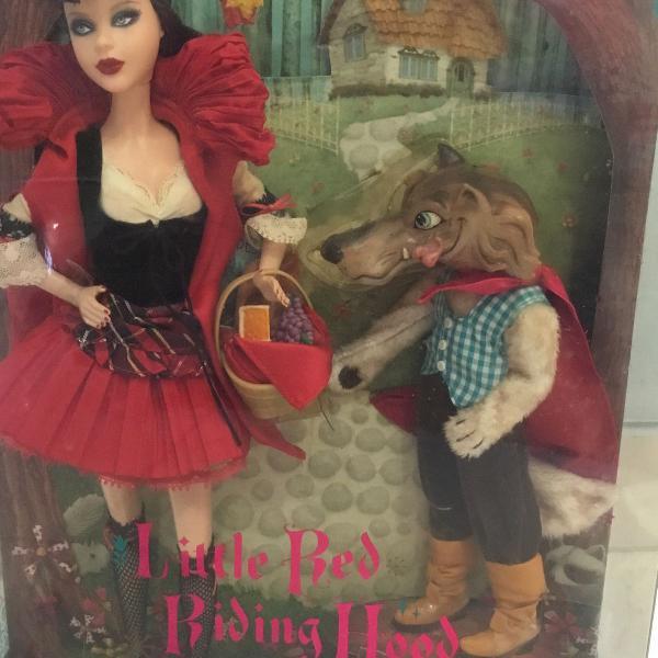 boneca barbie collector