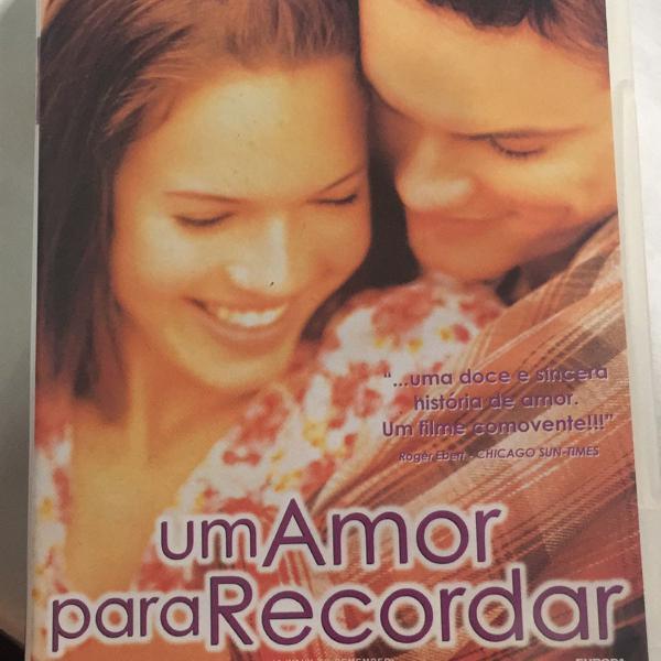 filme: um amor para recordar