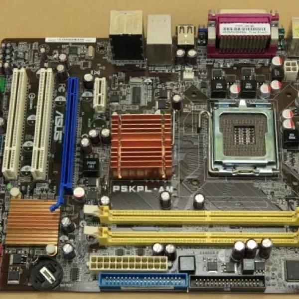 Placa-mãe para PC - Asus P5kp-am