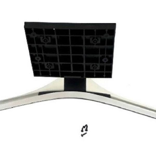 base pedestal suporte pé tv samsung