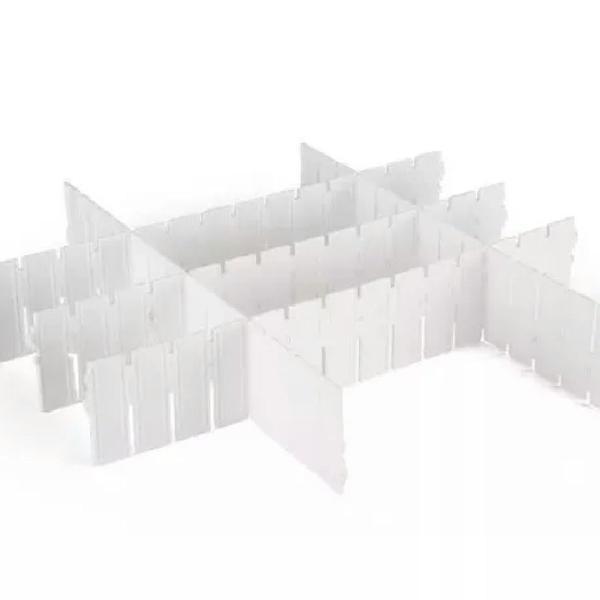 divisória separadora de gavetas