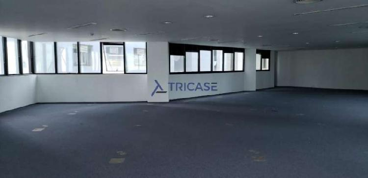 254 m² - CIDADE MONÇÕES - VÃO LIVRE - 05 VAGAS