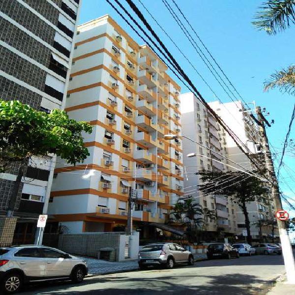 Alugo apartamento praia de Itararé - São Vicente, 2 dorm,
