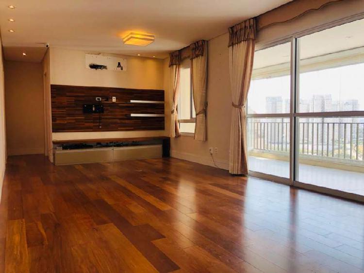 Apartamento 128m2 prédio novo lazer de clube 1 suite 3