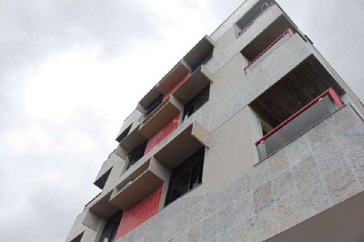 Apartamento 2 quartos a venda de frente para rua na Praia do