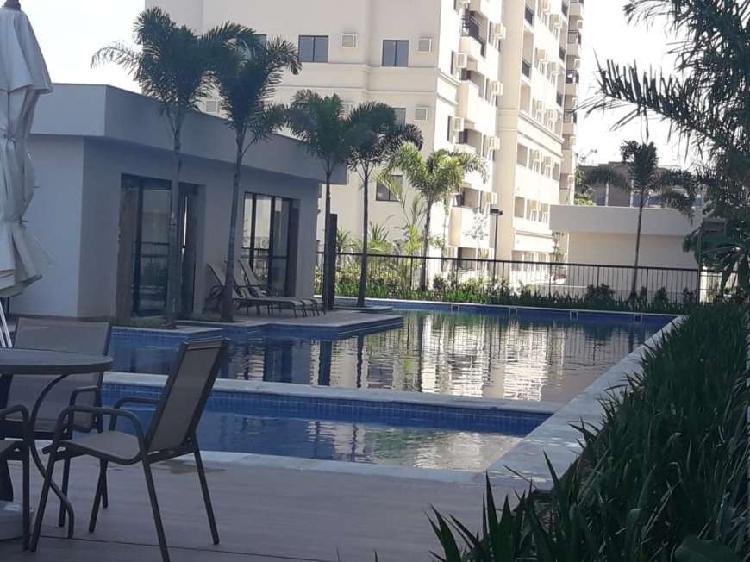 Apartamento 2 quartos com suite, vaga e lazer lado metrô e