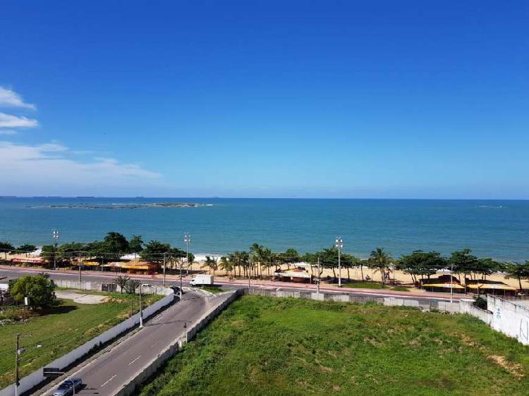 Apartamento 3 quartos com linda vista para o mar