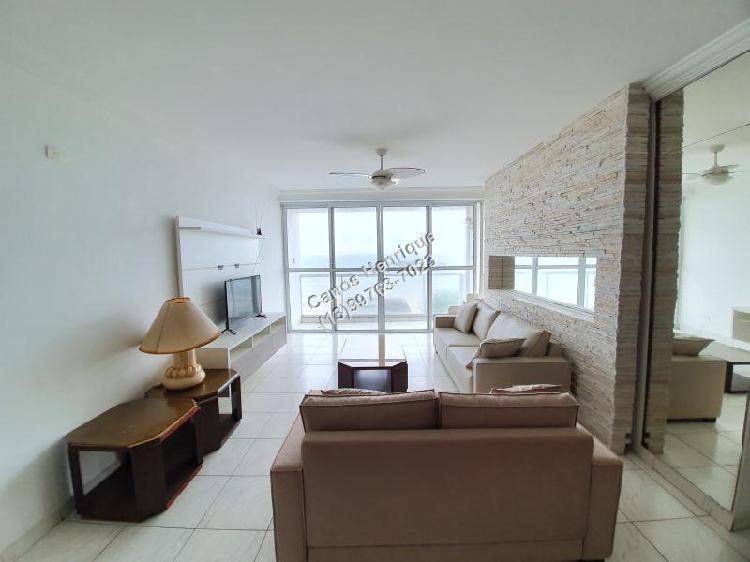 Apartamento FRENTE TOTAL PARA O MAR - Pitangueiras - Guaruja