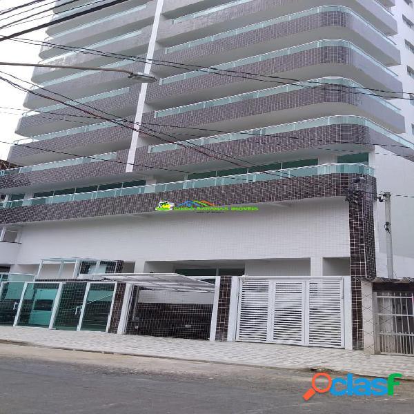 Apartamento Novo Ocian 02 dorms sendo 001 suíte - Aceita