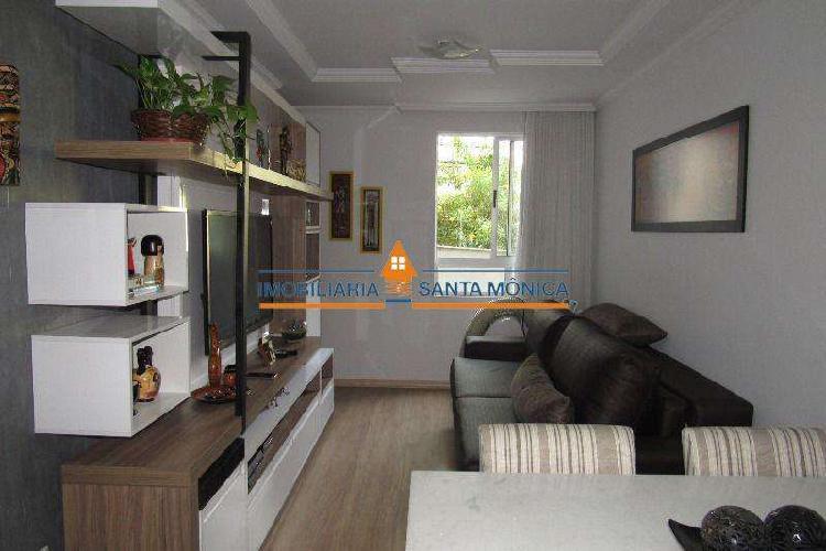 Apartamento, Santa Amélia, 2 Quartos, 2 Vagas, 0 Suíte