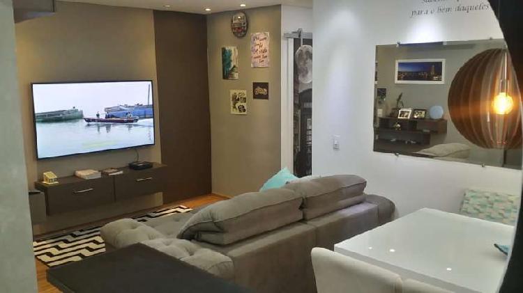 Apartamento a venda com 2 dormitórios na Paulicéia - R$