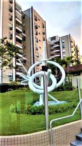 Apartamento com 117 m² quadrados com 3 quartos e 2 vagas no