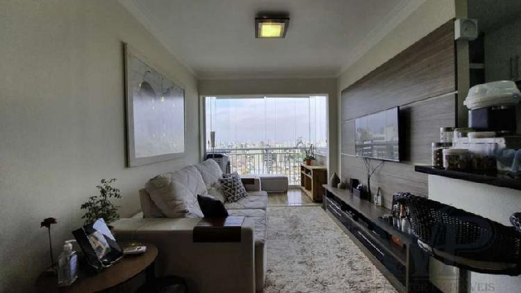 Apartamento de 2 quartos sendo 1 suite em Santana