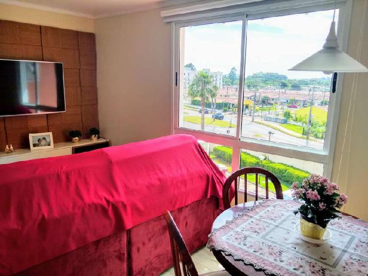 Apartamento de 3 dormitórios no condomínio residencial