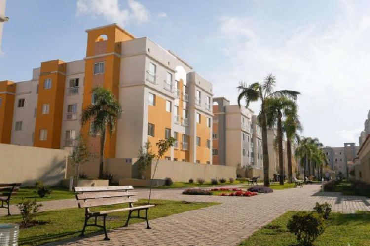 Apartamento novo de 3 quartos no Capão Raso - Promoção