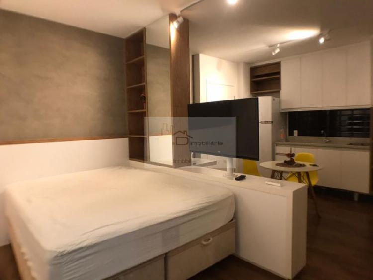 Apartamento para aluguel com 35 metros quadrados em Campo
