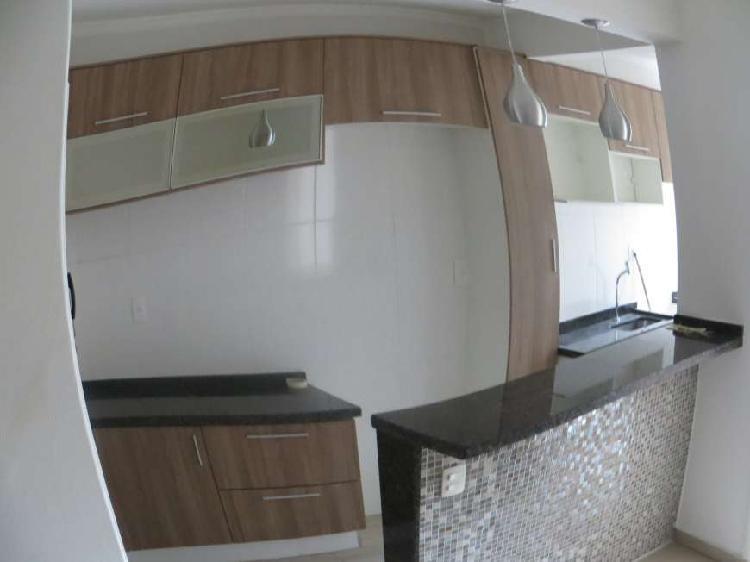 Apartamento para aluguel com 55 metros quadrados com 1