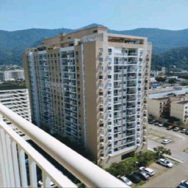 Apartamento para aluguel tem 52 metros quadrados com 2