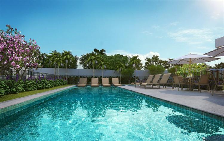 Apartamento para venda 1 e 2 dormitórios em Santo Amaro -