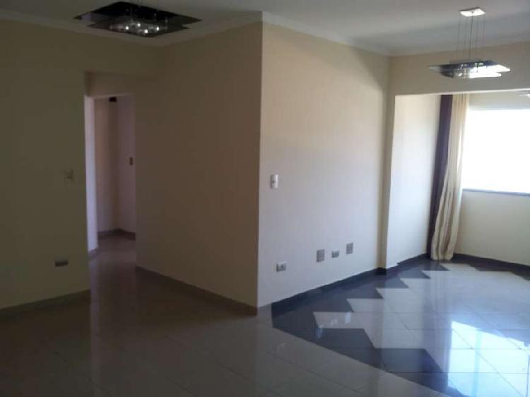 Apartamento para venda 134 m2 com 3 Dorm + 2 vagas, 900